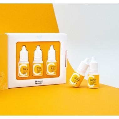 Пептидная эссенция-пудра премиум с Витамином С Botanics snow Novel premium Peptide Vitamin C powder essence